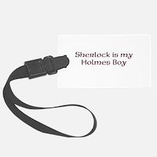 Sherlock Luggage Tag