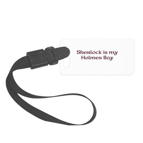 Sherlock Small Luggage Tag