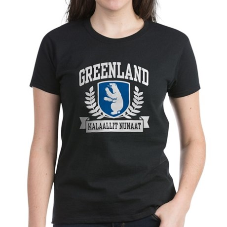 Greenland Women's Dark T-Shirt