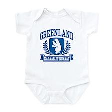 Greenland Infant Bodysuit