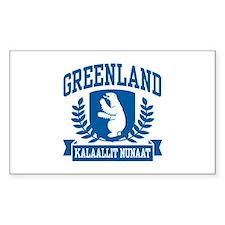 Greenland Decal