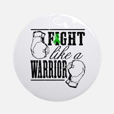 BMT SCT Fight Like a Warrior Ornament (Round)