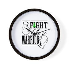 BMT SCT Fight Like a Warrior Wall Clock
