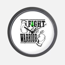 BMT SCT Fight Like a Warrior Wall Clock