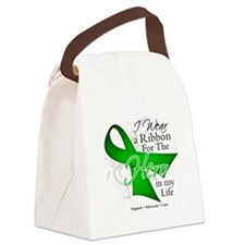 Hero Bone Marrow Transplant Canvas Lunch Bag