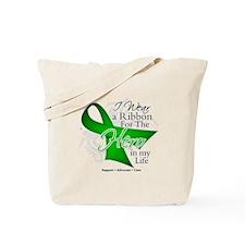 Hero Bone Marrow Transplant Tote Bag