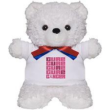 CURE Breast Cancer Teddy Bear