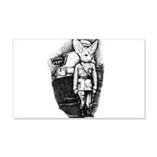 Fennec S. Patton Wall Decal