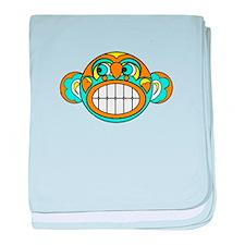 Hanuman baby blanket