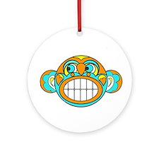 Hanuman Ornament (Round)
