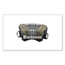 Bandoneon Decal