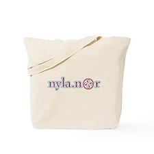 nyla.nor Tote Bag