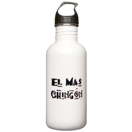 El Mas Chingon Stainless Water Bottle 1.0L