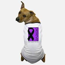 Fight Cystic Fibrosis Dog T-Shirt