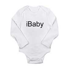 Unique Young Long Sleeve Infant Bodysuit
