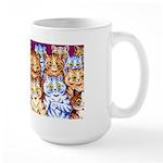 COOL CATS Large Mug
