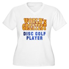World's Greatest Disc Golf Player T-Shirt