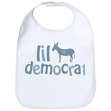 Lil Democrat Bib