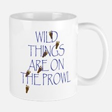 Wild Things Are On The Prowl Mug