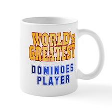 World's Greatest Dominoes Player Mug