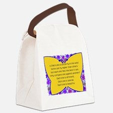 butterfly.png Canvas Lunch Bag
