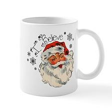 I believe in Santa Small Mug