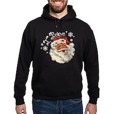 I believe in Santa Hoody