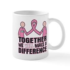 Breast Cancer Together Mug