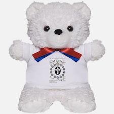The Hierarchy of Orthodox Churches Teddy Bear
