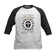 The Hierarchy of Orthodox Churches Tee