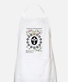The Hierarchy of Orthodox Churches Apron