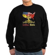 American Sicilian Roots Sweatshirt