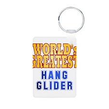 World's Greatest Hang Glider Keychains