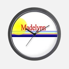 Madelynn Wall Clock