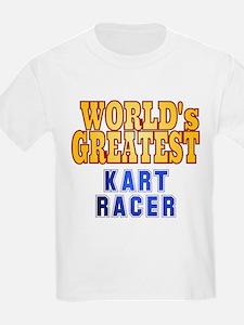 World's Greatest Kart Racer T-Shirt