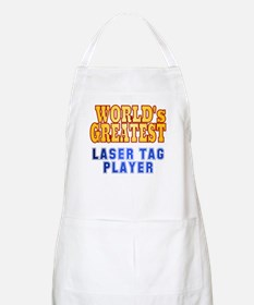 World's Greatest Laser Tag Player Apron