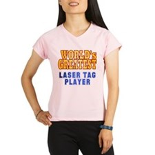 World's Greatest Laser Tag Player Performance Dry