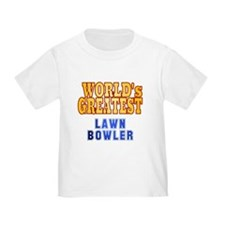 World's Greatest Lawn Bowler T