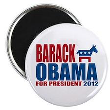 Barack Obama for president Magnet