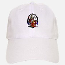 Tribal Grim Reaper Cap