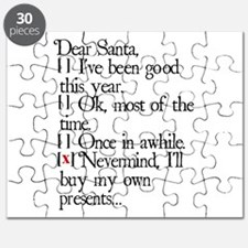 Dear Santa Puzzle