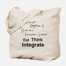 Eat. Think. Integrate. Tote Bag