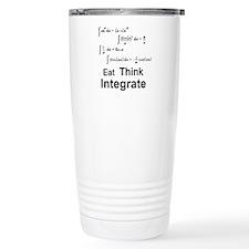 Eat. Think. Integrate. Travel Mug
