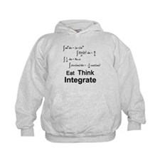 Eat. Think. Integrate. Hoodie