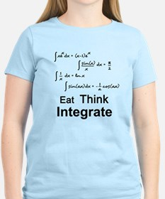 Eat. Think. Integrate. T-Shirt