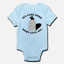 Remember the Fallen. Infant Bodysuit