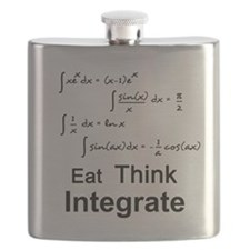 Eat. Think. Integrate. Flask