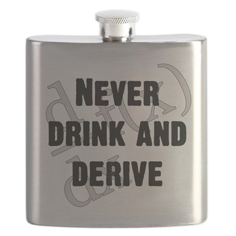 Drink and Derive Flask