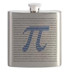 1000 Digits of Pi Flask
