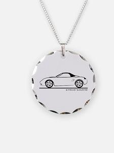 Porsche 986 Boxster Top Necklace